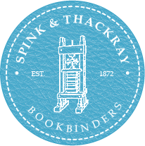 Spink and Thackray Book Press Logo