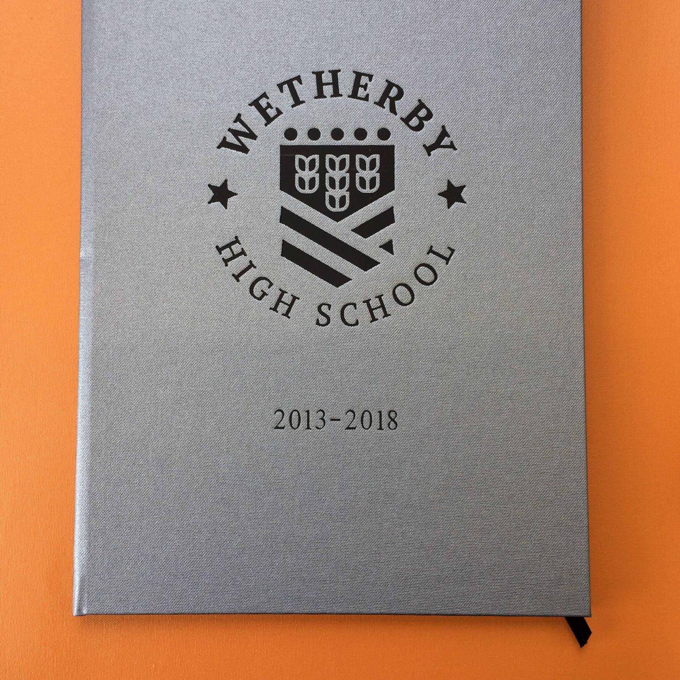 Wetherby High School yearbooks