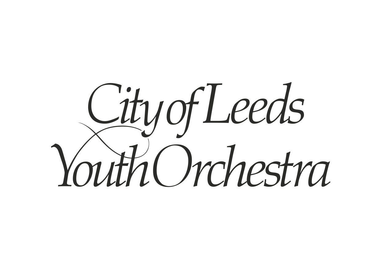 City of Leeds Youth Orchestra logo